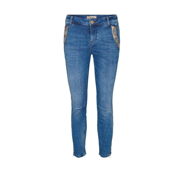 Mos Mosh Jeans Etta Paisley